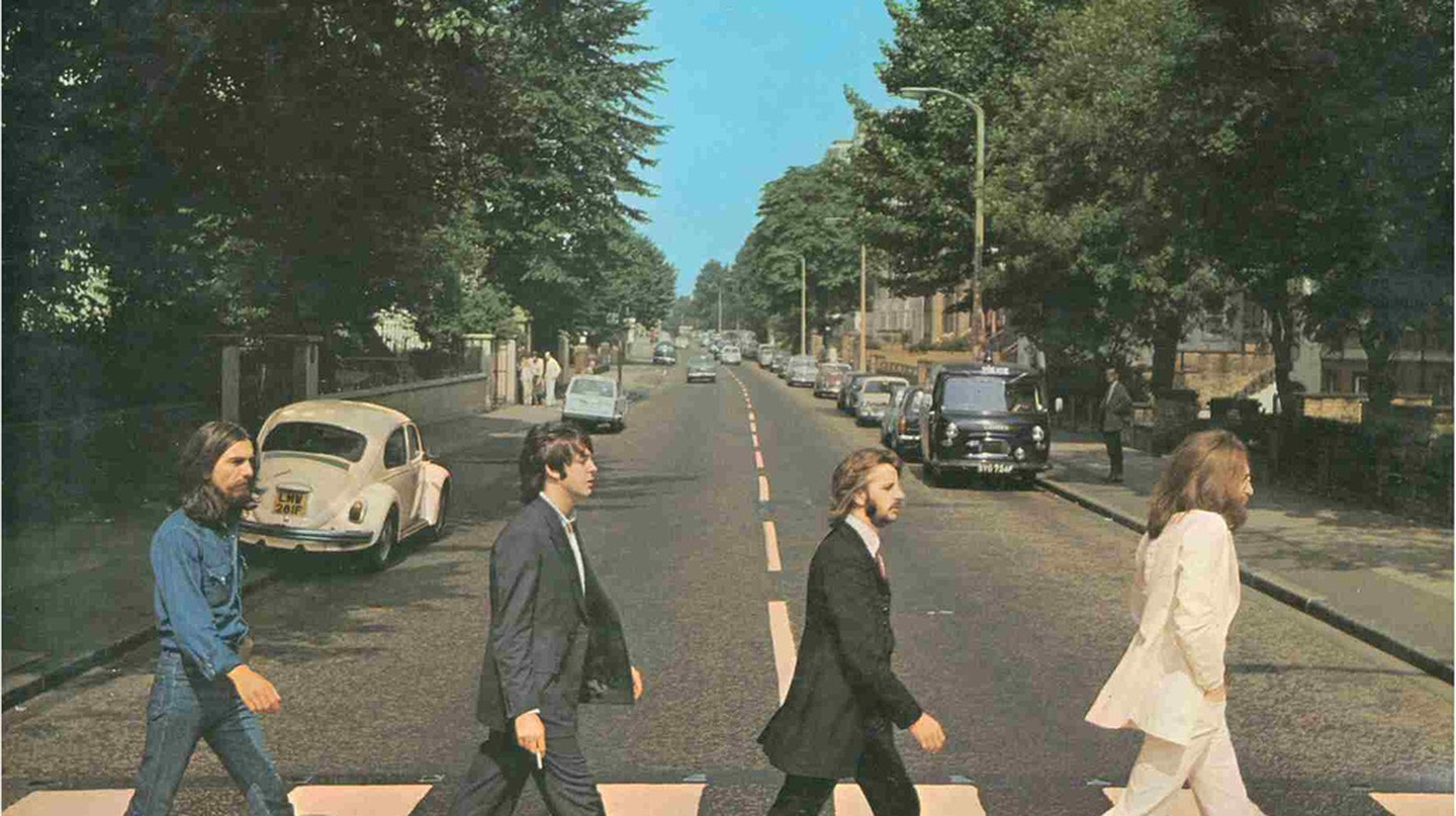 Abbey Road - The Beatles | © Ian Burt/Flickr