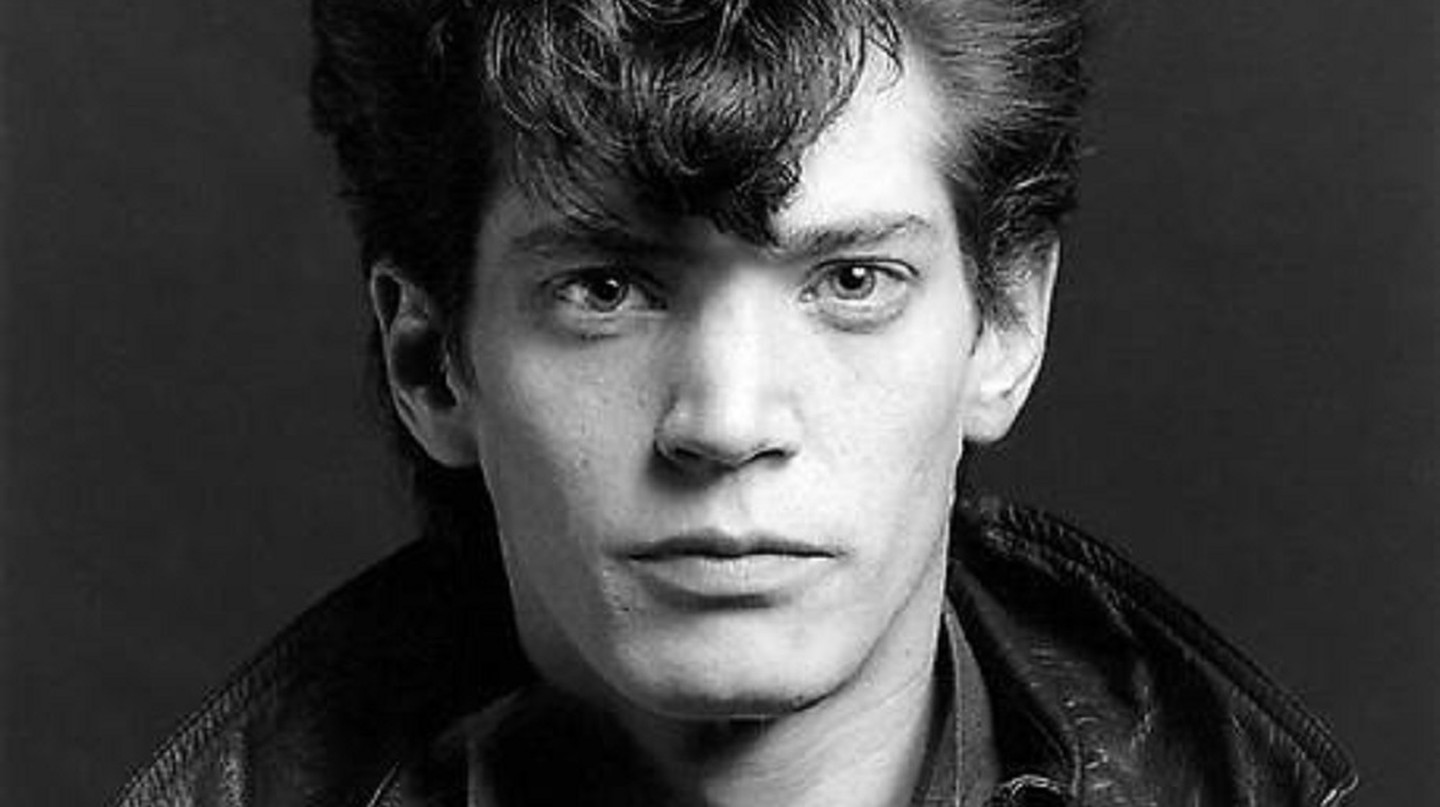 [ M ] Robert Mapplethorpe - Self-portrait (1980) | © cea +/Flickr