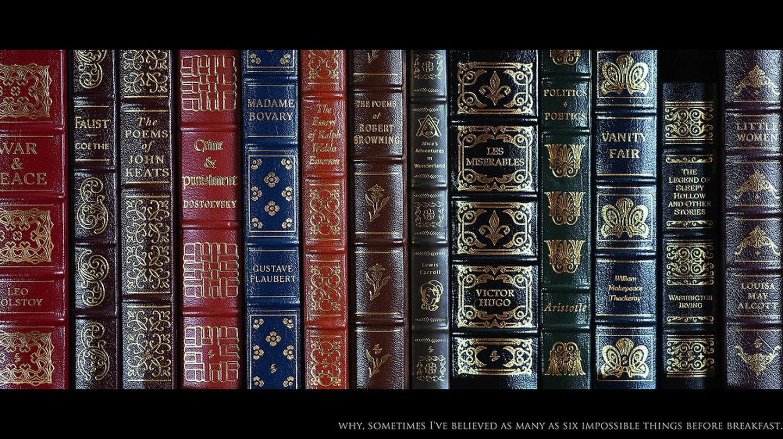 Books, books & books | © Dustin Gaffke/Flickr