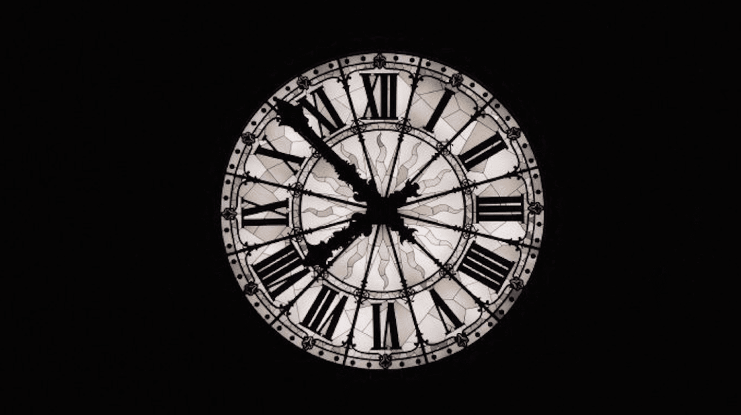 Clock, Paris | © choudoudou/Flickr