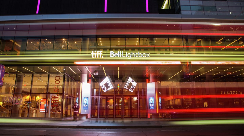 TIFF Bell Lightbox | Courtesy of TIFF