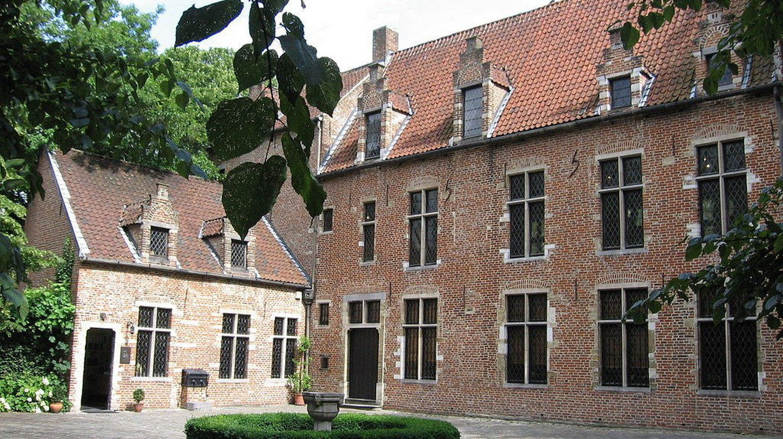The Erasmus House | © Grentidez/WikiCommons
