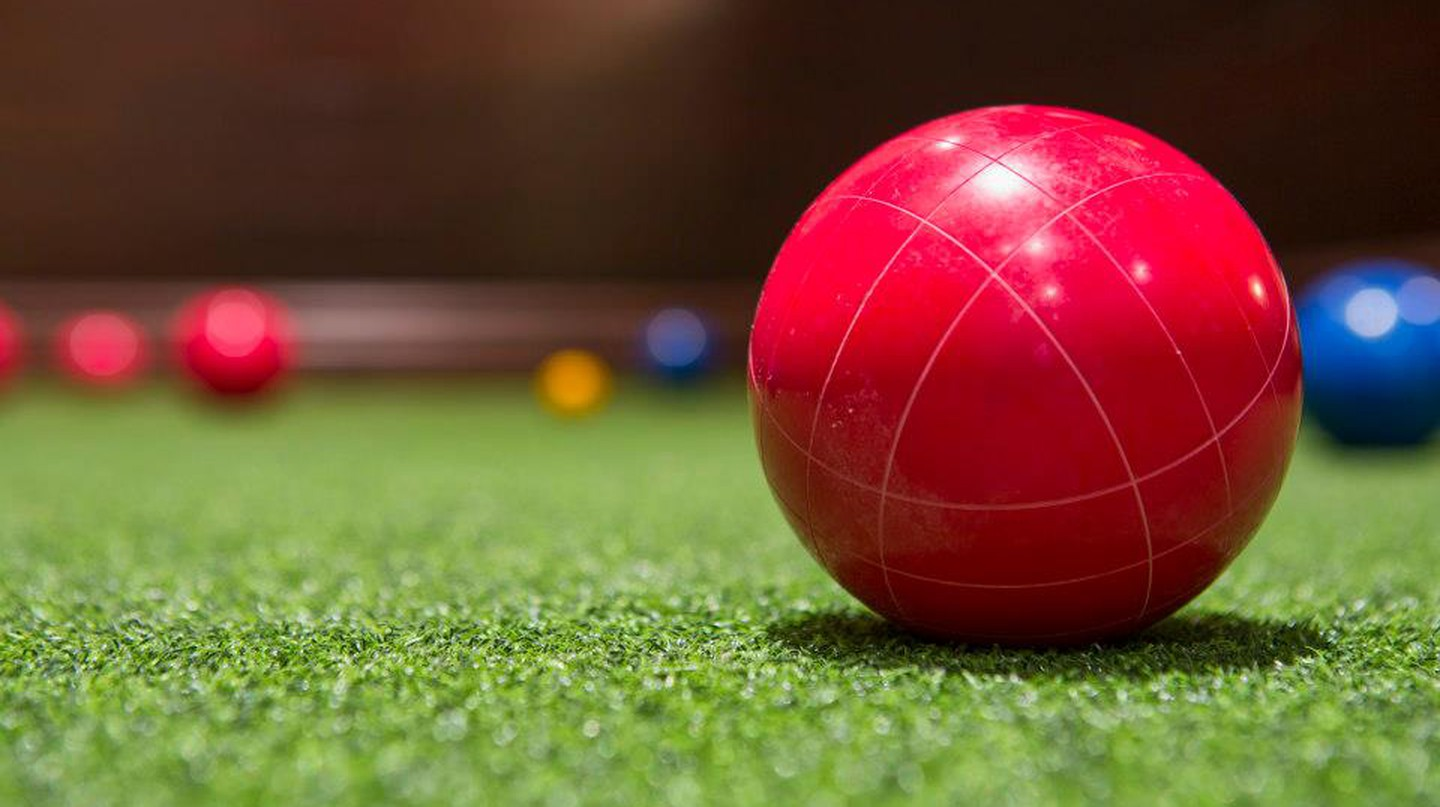 Bocce Ball © Courtesy of Stock in Trade
