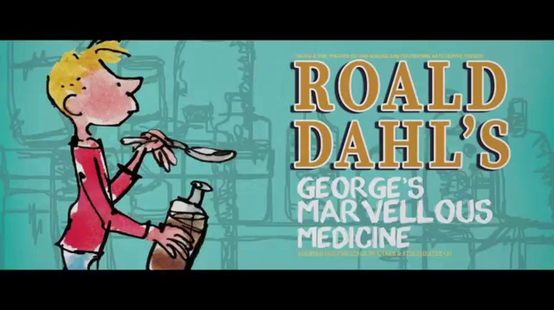 'George's Marvellous Medicine'|©QPac/Youtube