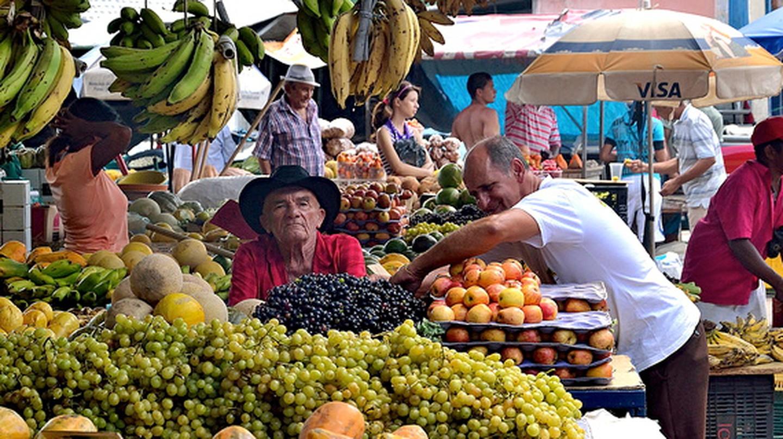 Street market| © Helvio Silva /Flickr