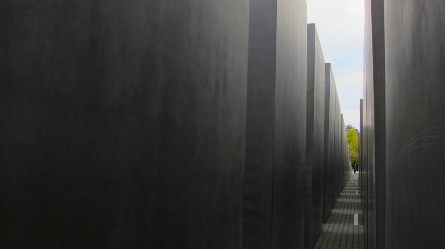 Berlin Memorial to the Murdered Jews of Europe | © Estelle Lassus