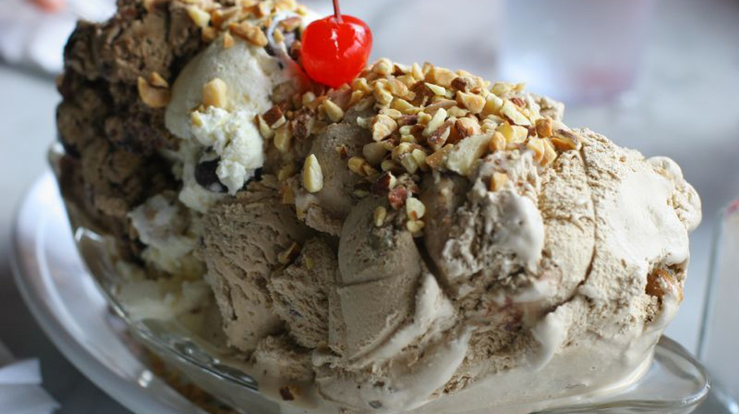 Sundae at Fenton's Creamery © Clemson/Flickr
