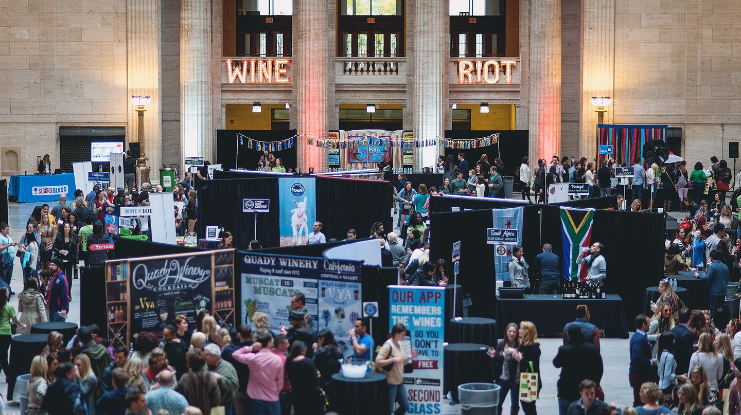 Wine Riot 2014 | © SecondGlass/Flickr