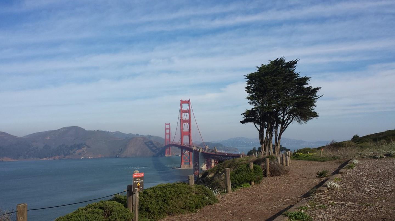 Golden Gate Bridge │© Deanna Morgado