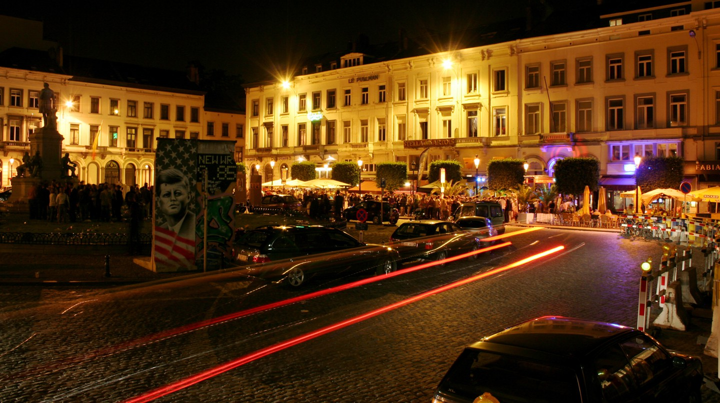 Place Lux by night| © Thorfinn Stainforth /WikiCommons