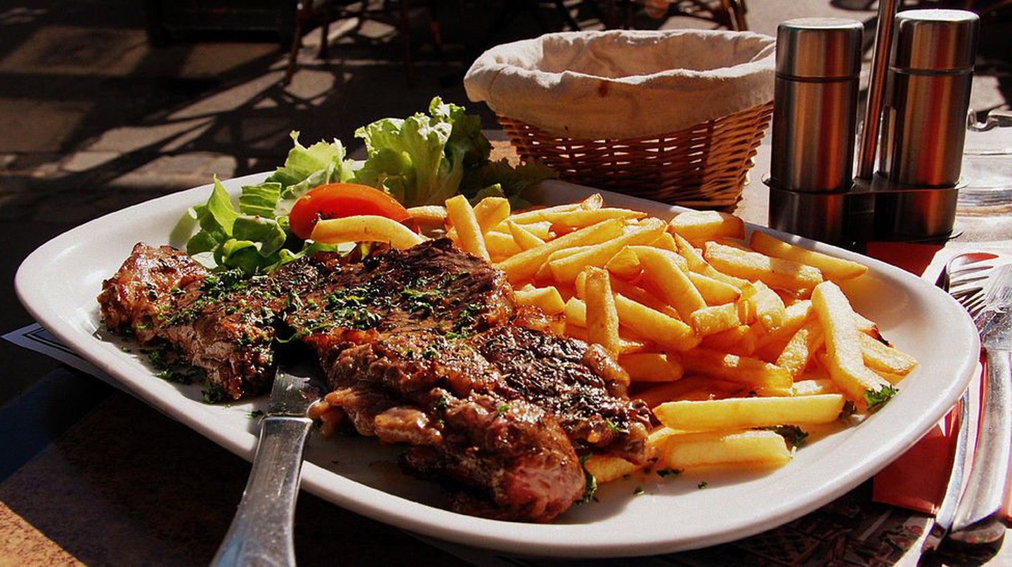 Steak Frites | © LWYang/Flickr