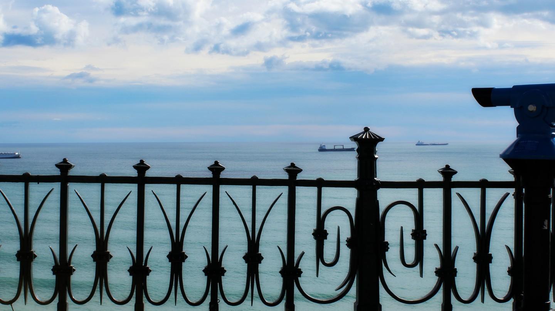 Tarragona balcony | Courtesy of Lauren Gurteen