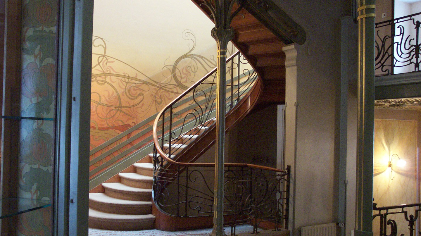 Victor Horta: Belgium's Greatest Art Nouveau Architect
