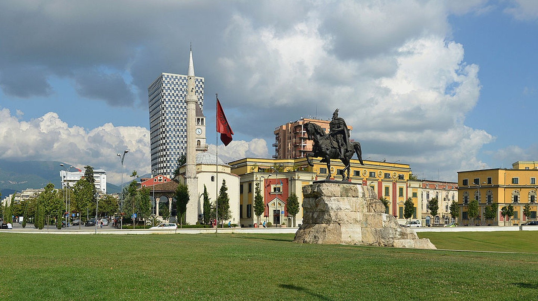 Skanderbeg Square   © Pudelek/WikiCommons