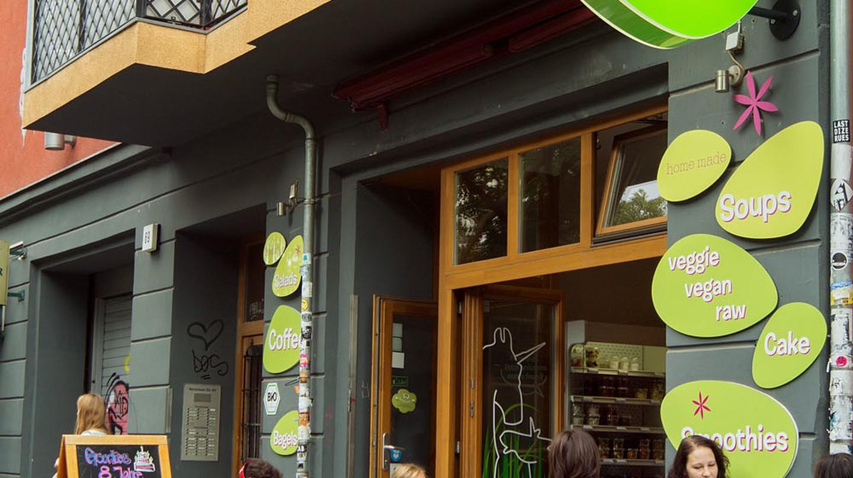 Friedrichshain is a wonderland for vegetarians and vegans | Courtesy of Goodies