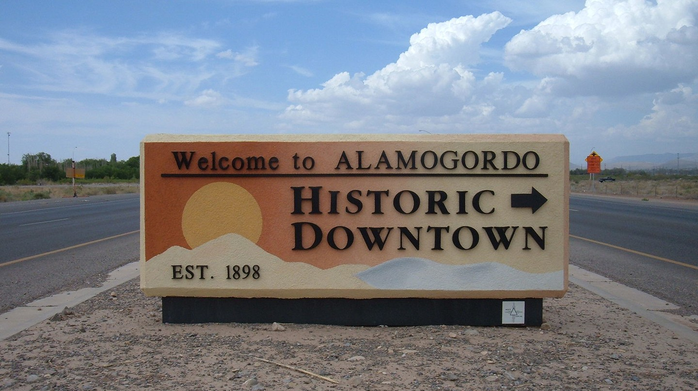 Alamogordo Downtown | © AllenS/WikiCommons