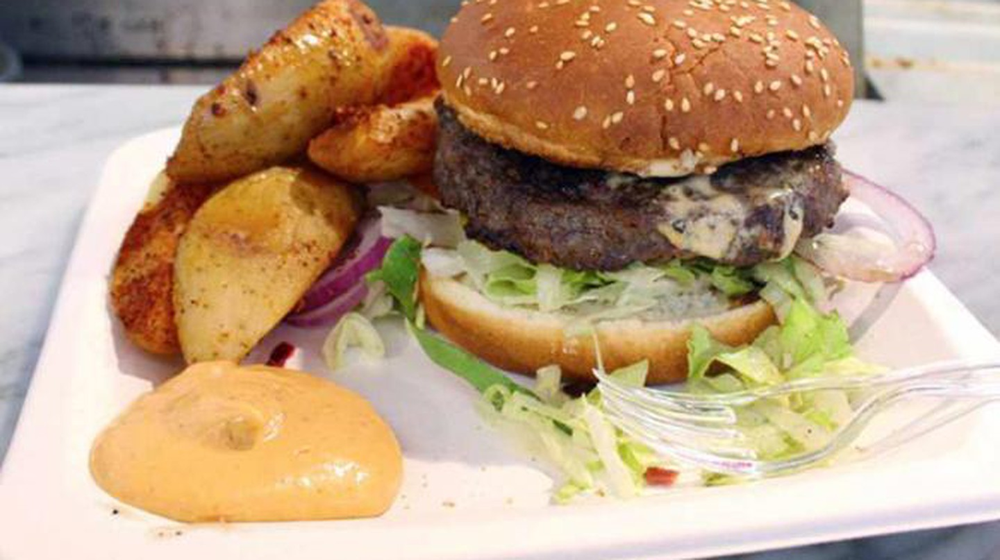 Where To Eat Real American Food In Tel Aviv