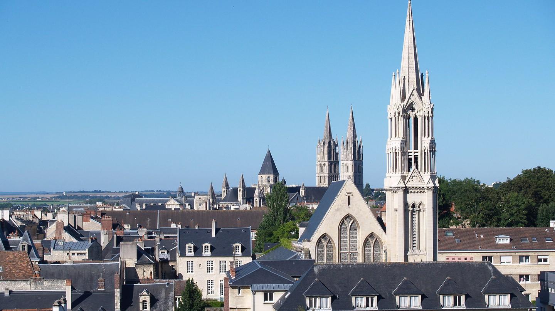 Caen | © DennisPeeters/WikiCommons