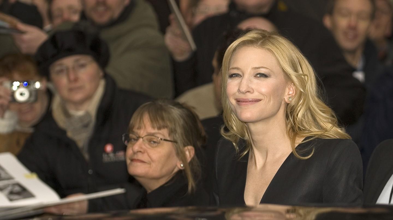 Actress Cate Blanchett | © Siebbi/Flickr