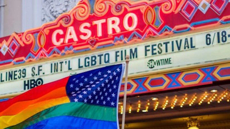Castro Sign During LGBTQ Festival | © Bhautik Joshi/Flickr