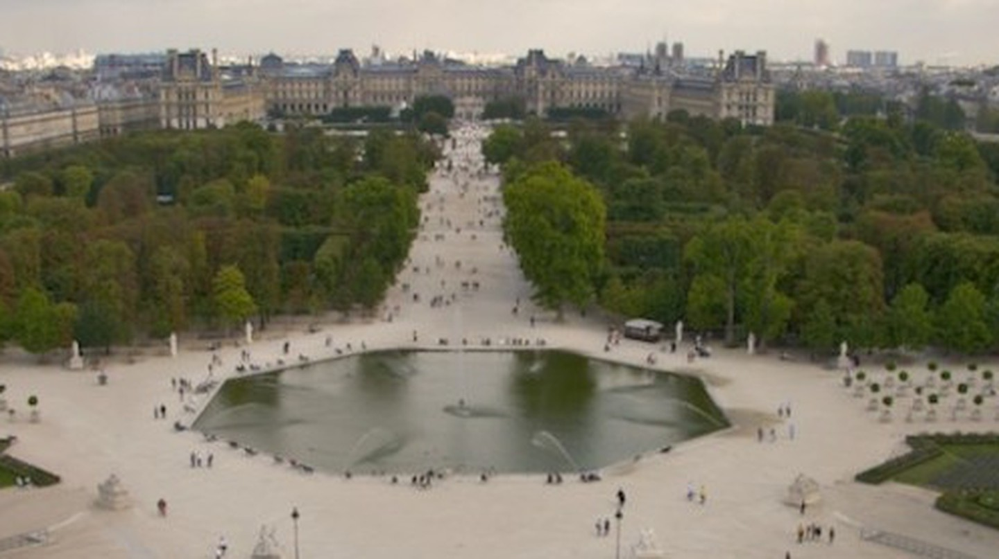 Tuileries | © Palagret/Wikicommons