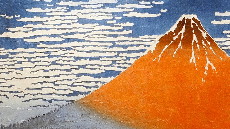 Hokusai at the Musée Guimet | © Jean-Pierre Dalbéra/flickr