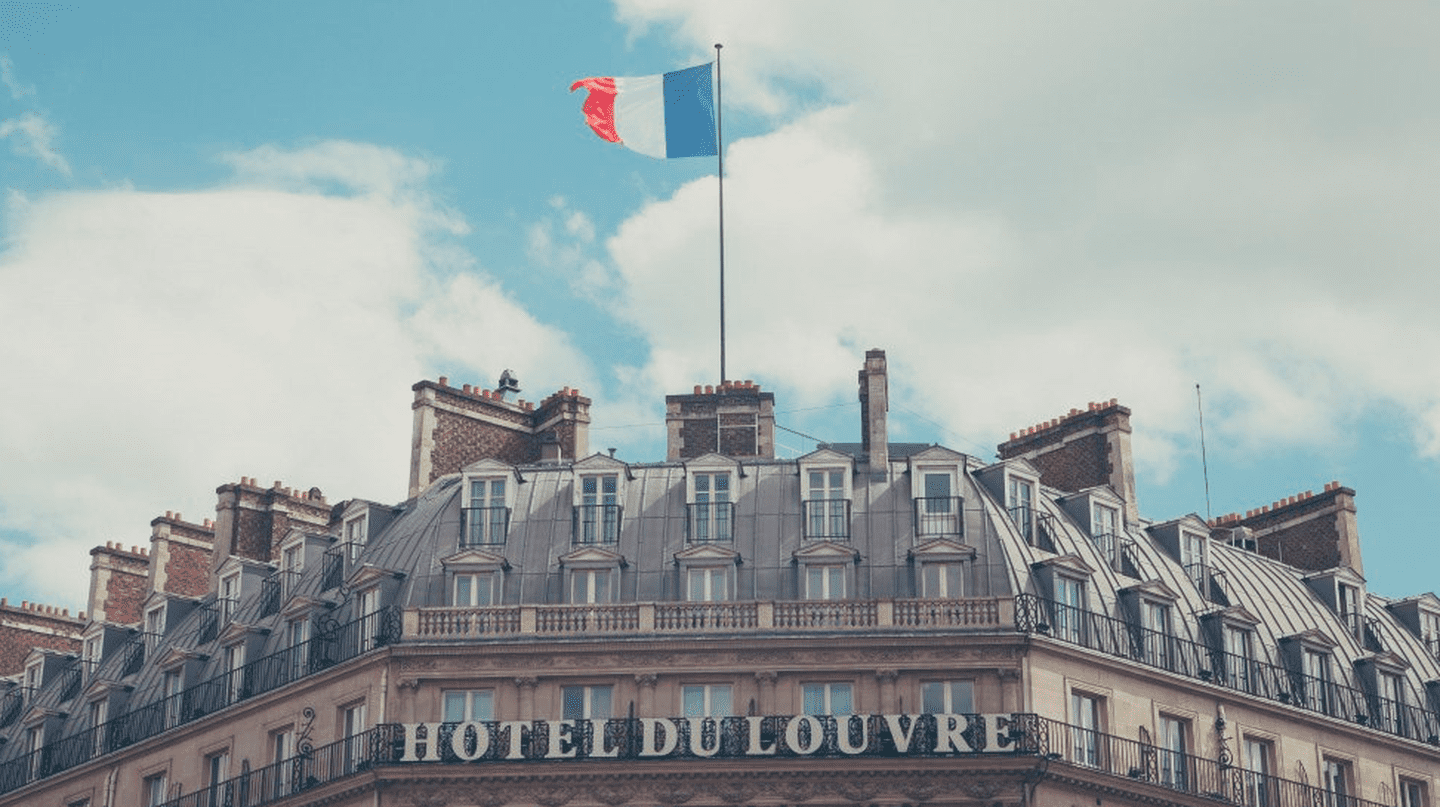 Hotel du Louvre | © Barn Images/Flickr