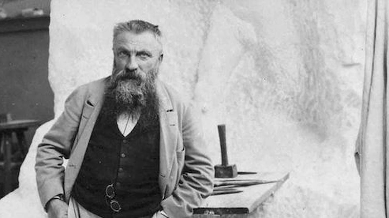 Auguste Rodin | © Paul François Arnold Cardon (a) Dornac/WikiCommons