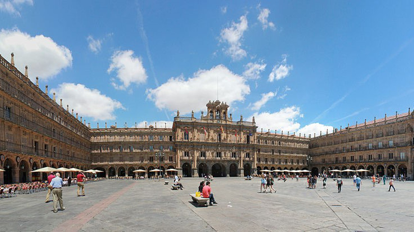 The Plaza Mayor © Xosema/WikiCommons
