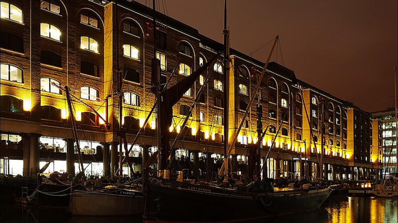 St Katharine Docks | © Mike Bing/Flickr