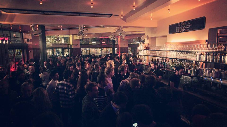 Lively evenings at Café Belga   Courtesy of Café Belga