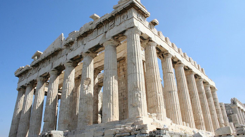 Parthenon | © Onkel Tuca!/WikiCommons