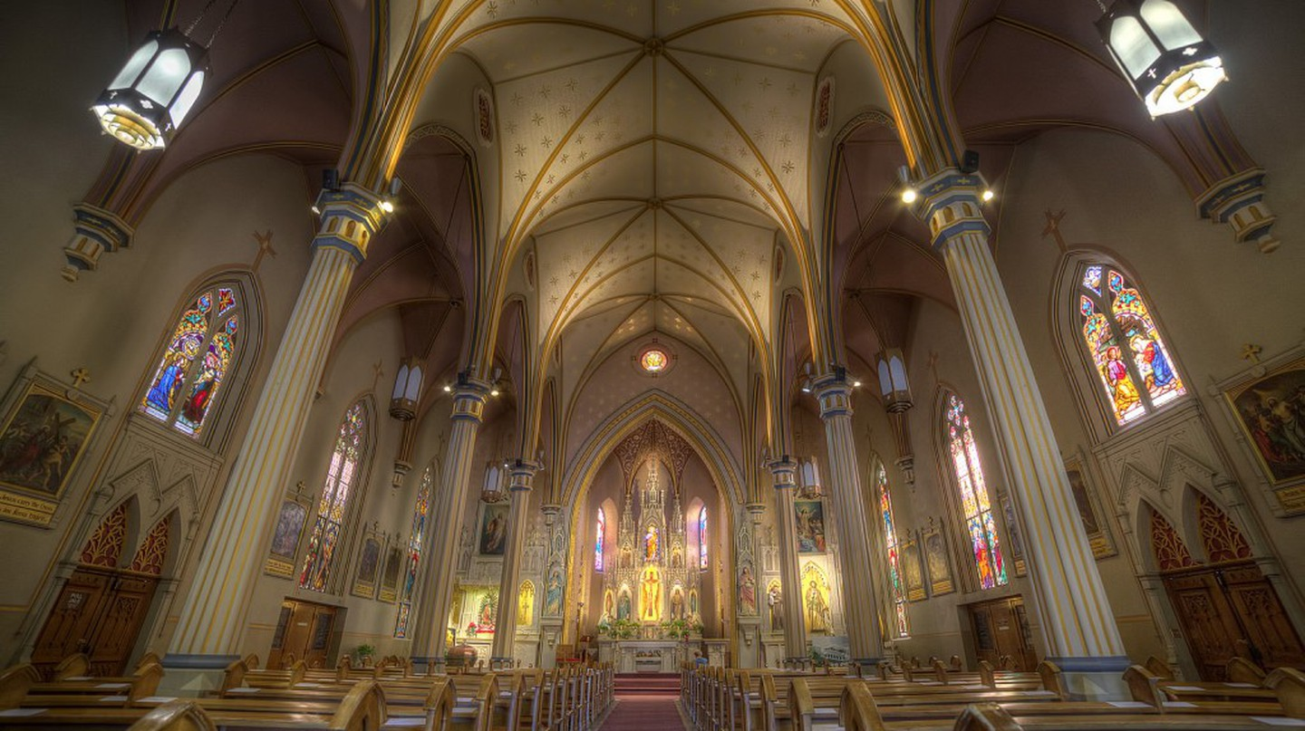 St. Joseph Catholic Church | © Ralph Arvesen/Flickr