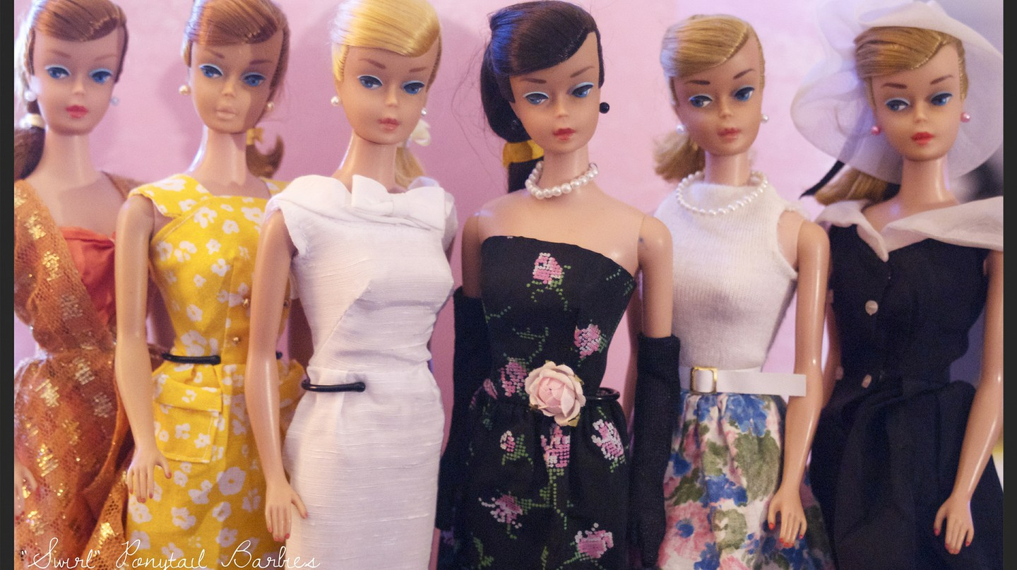 The History Of The Barbie Doll