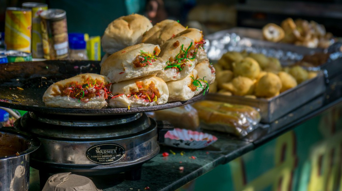 Mumbai street food | © Andreas Mariotti/Flickr