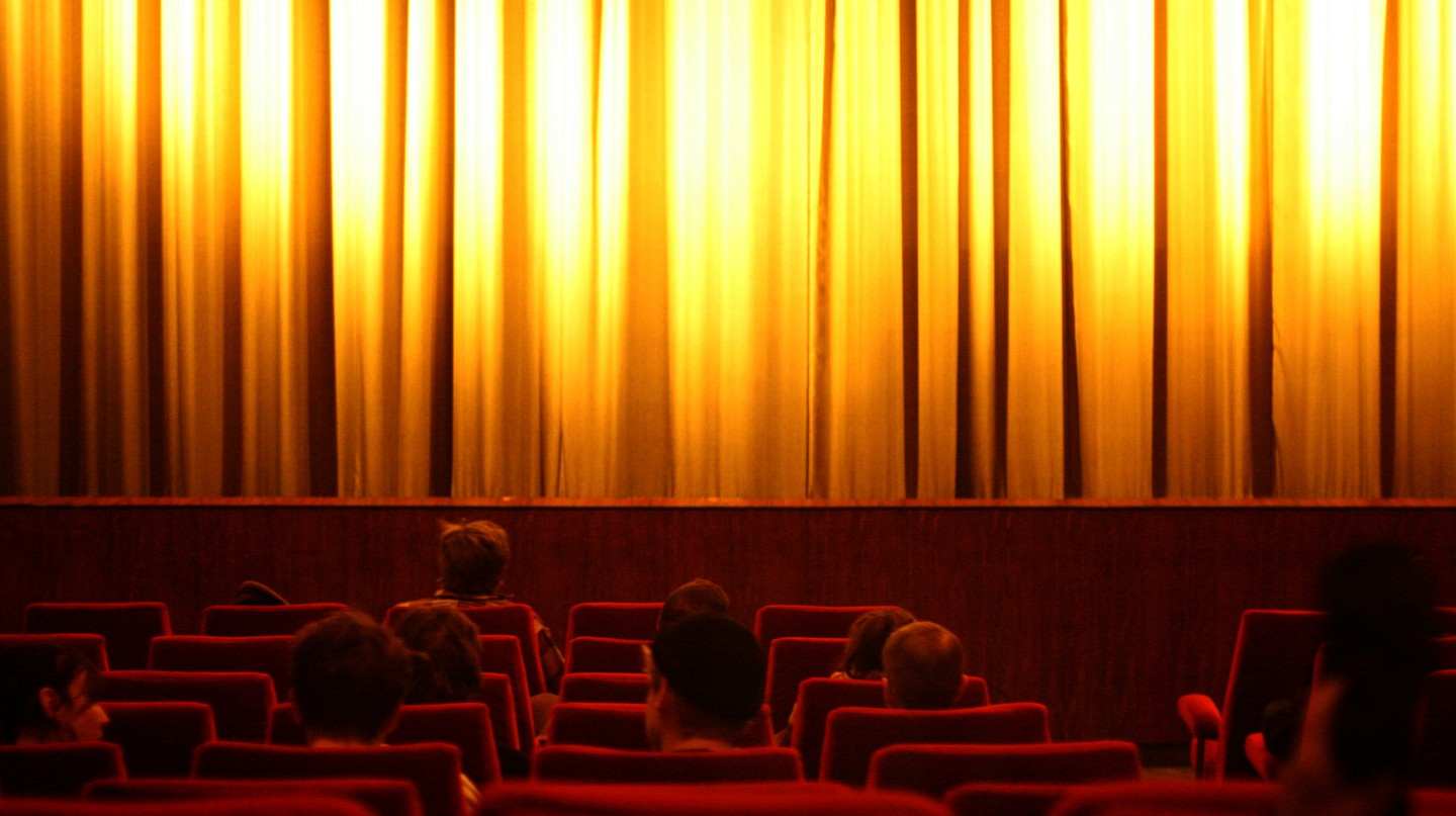 Movie Theater General Image © Blondinrikard Fröberg/Flickr
