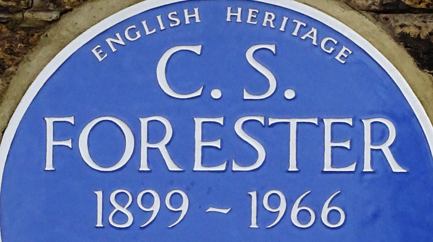 Plaque in East Dulwich commemorating Forester | © Spudgun67/Flickr