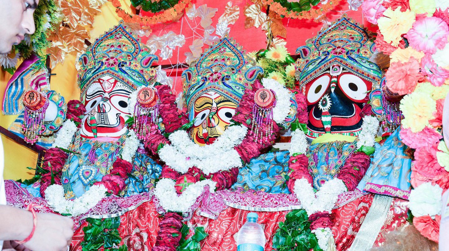 Lord Jagannath | Courtesy Hari Kishore Joshi / Flickr