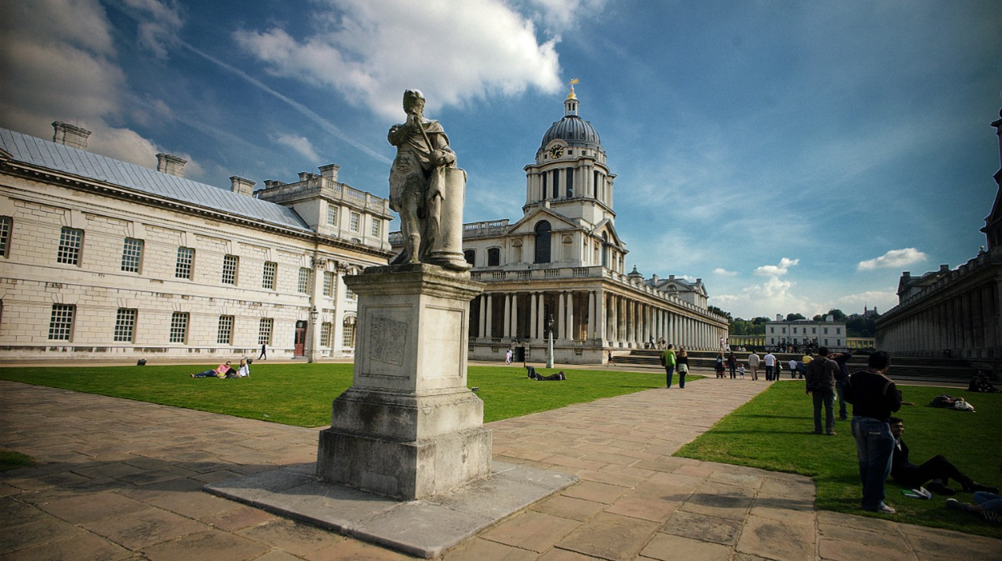 Old Royal Naval College, Greenwich | Bill Hunt/Flickr
