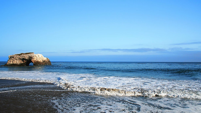 Top Beaches In Santa Cruz, California