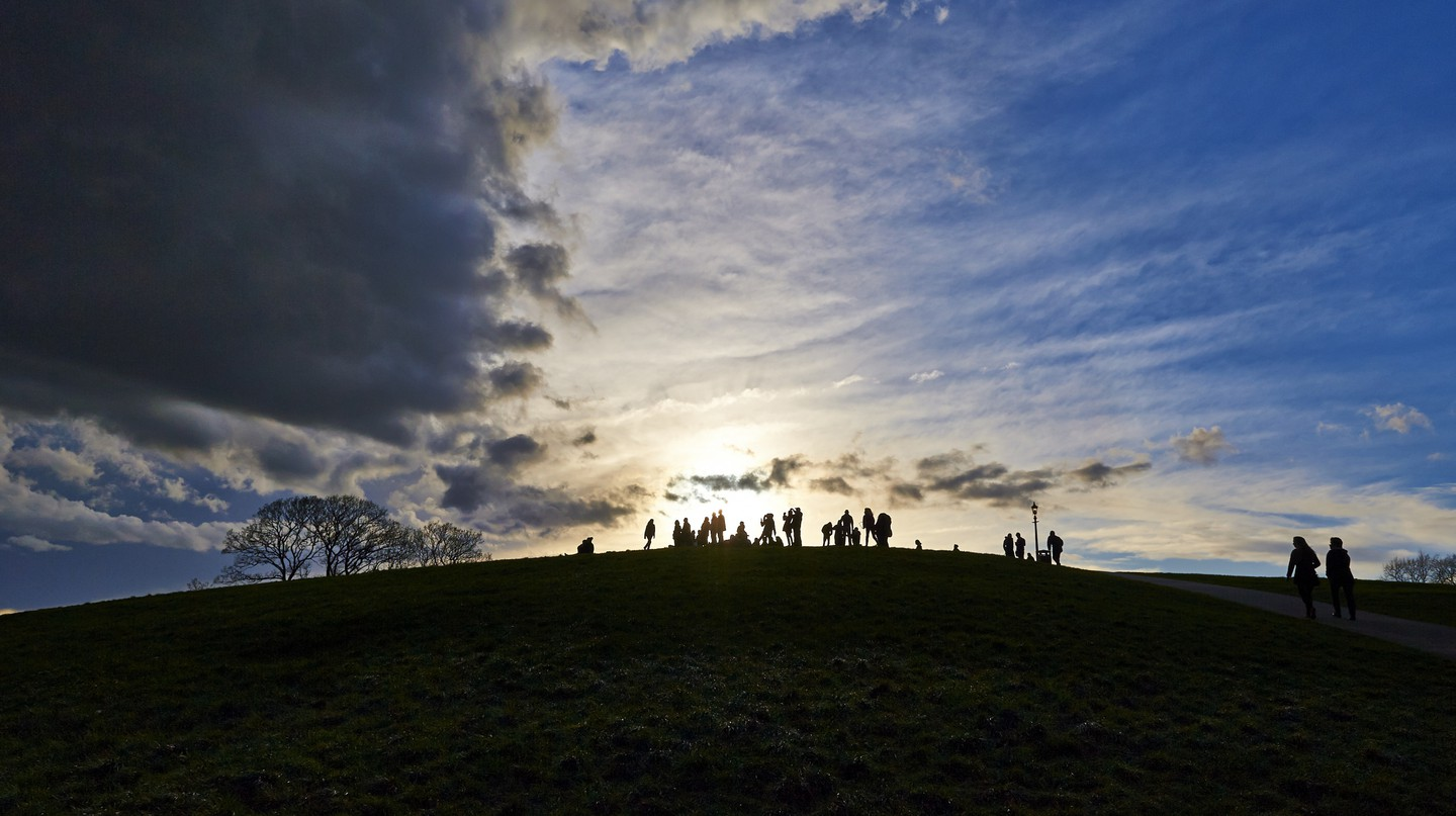 Primrose Hill | Courtesy of The Royal Parks