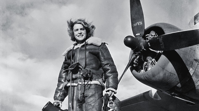 Margaret Bourke-White, 1943 | © alrionun/Flickr