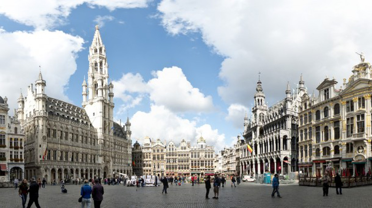 Brussels panorama | © Steve Collis/WikiCommons