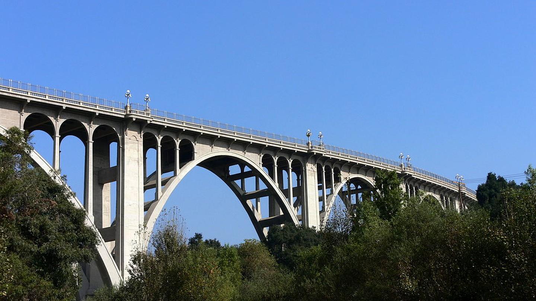 Colorado Street Bridge © Mike Dillon/WikiCommons