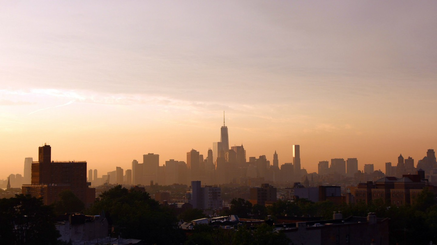 Manhattan Skyline| © karlnorling/flickr