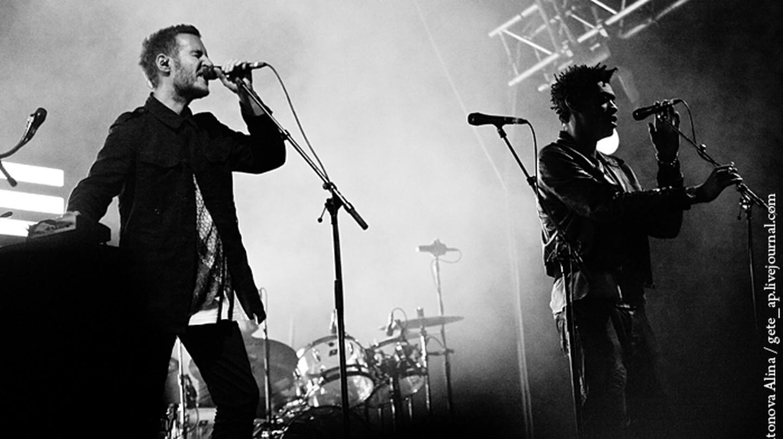 Massive Attack © Platanova Alina