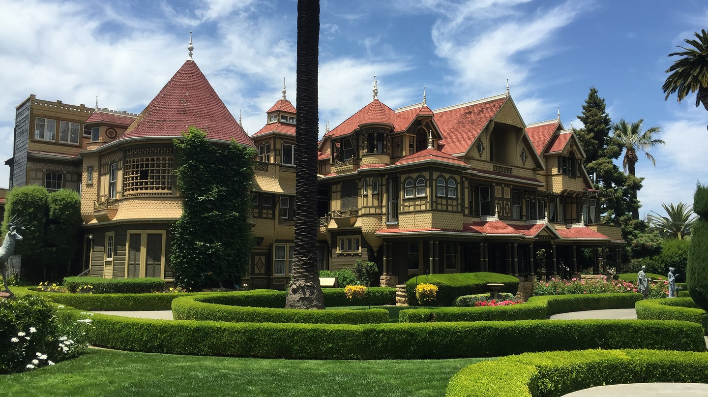Winchester Mystery House | © Doug Letterman/Flickr