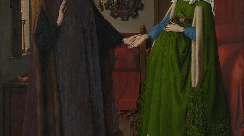 The Meaning Of Jan Van Eyck's The Arnolfini Portrait