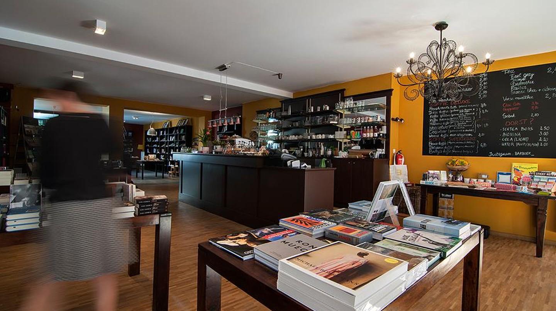 The 'Bar' part of Barbóék | Courtesy of Barbóék