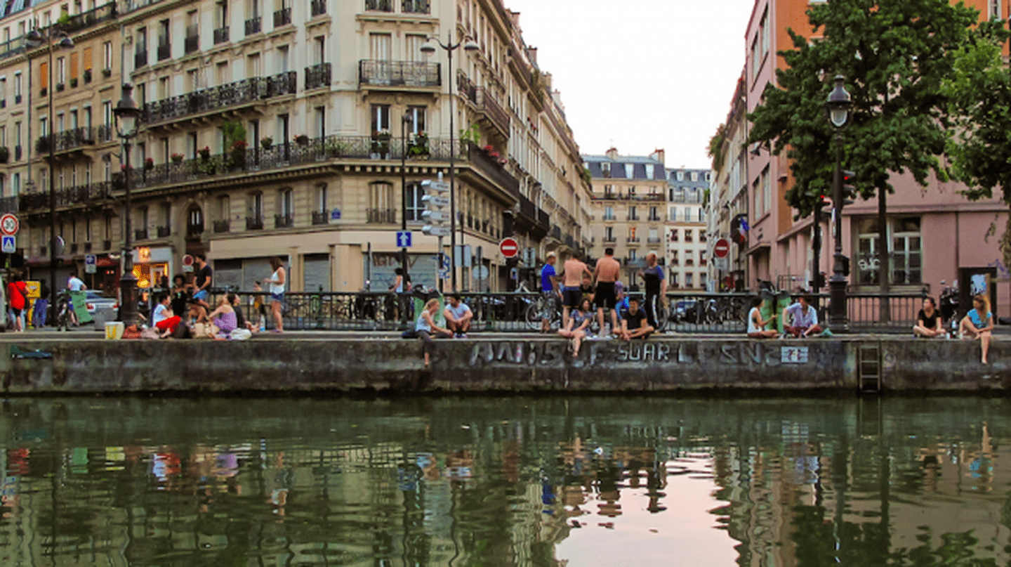Canal St. Martin | © Francisco Anzola/Flickr